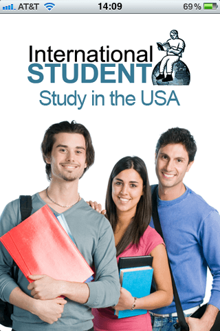 Study in the USA iPhone App