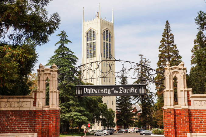 UOP International , California USA | College and University