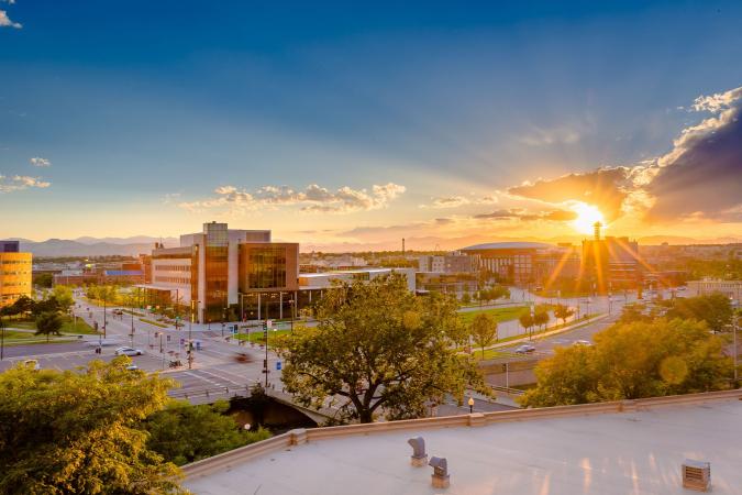 The University of Colorado Denver, Colorado USA   College