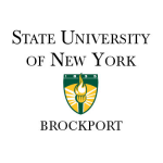 State University of New York - Brockport Logo