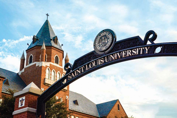 INTO Saint Louis University