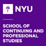NYU School of Continuing and Professional Studies - M.S. in Translation Logo