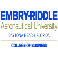 Embry-Riddle College of Business (Daytona Beach) Logo