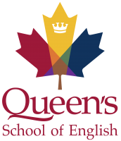 Queen's University School of English  Logo